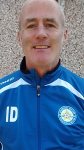 Ian Dracup 2003